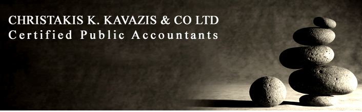 Christakis K. Kavazis & Co Ltd is our latest accounting firm customer.
